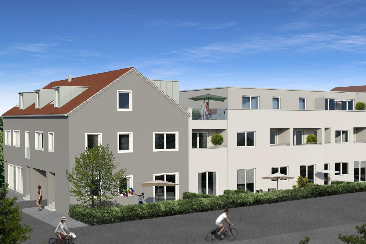 Weilheim, 18 Eigentumswohnungen