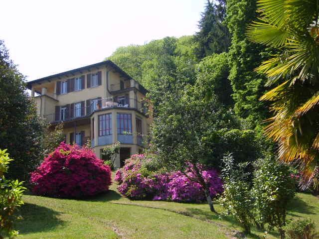 Gästehäuser in Stresa, Orta & Massino