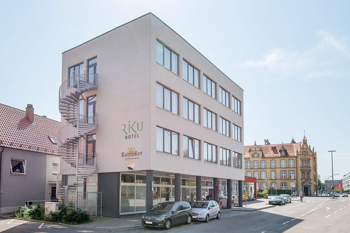 Memmingen, Schweizerberg 17