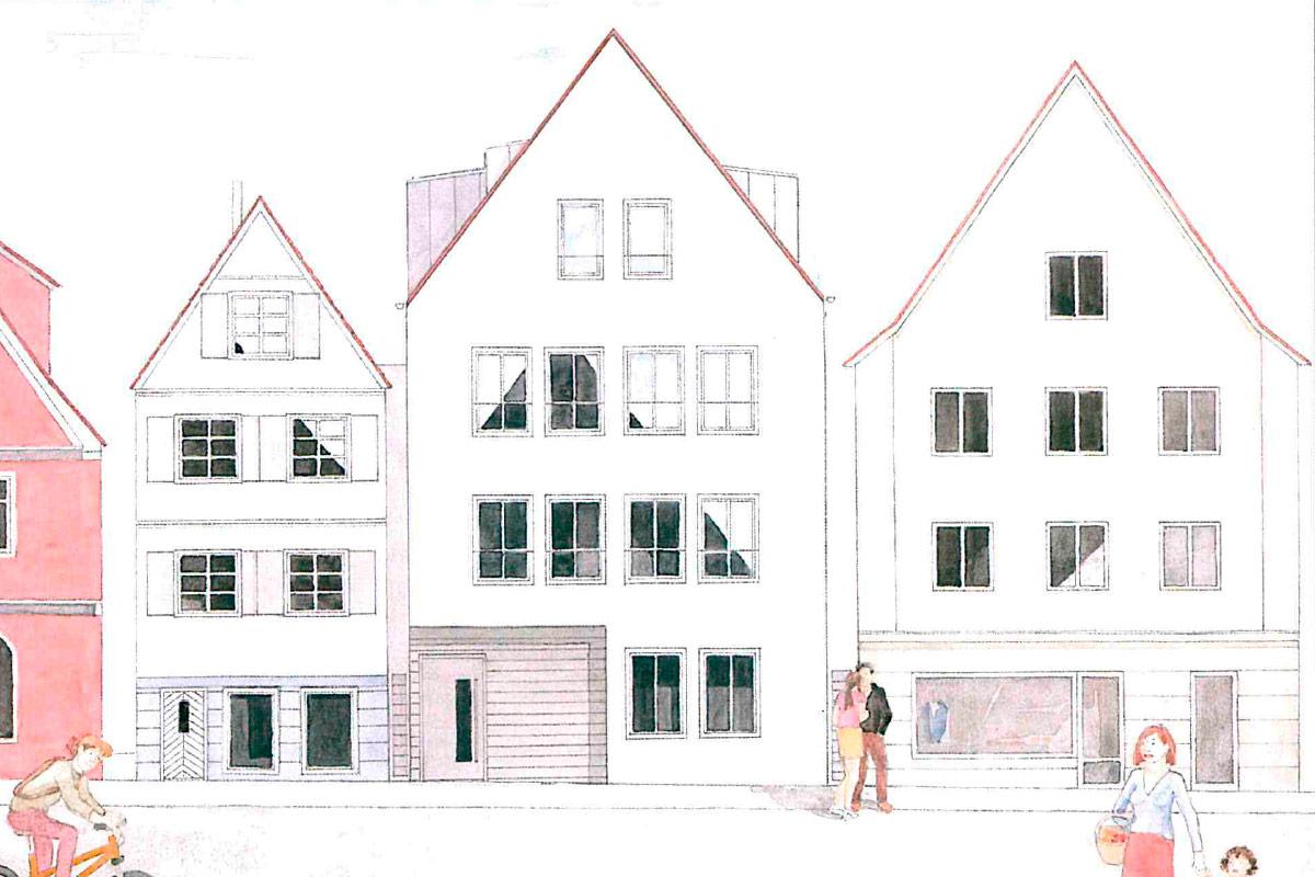 6 Neubauwohnungen