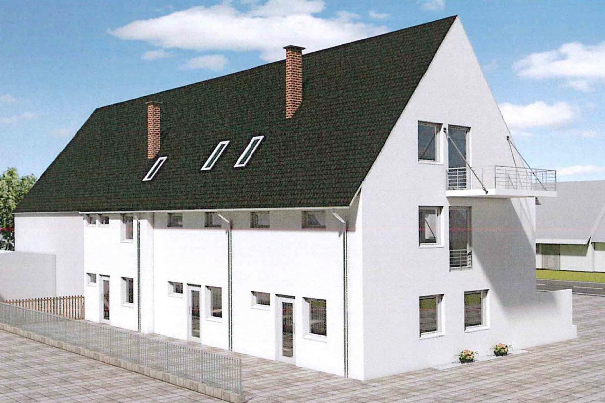 Memmingen, 4 sanierte Eigentumswohnungen