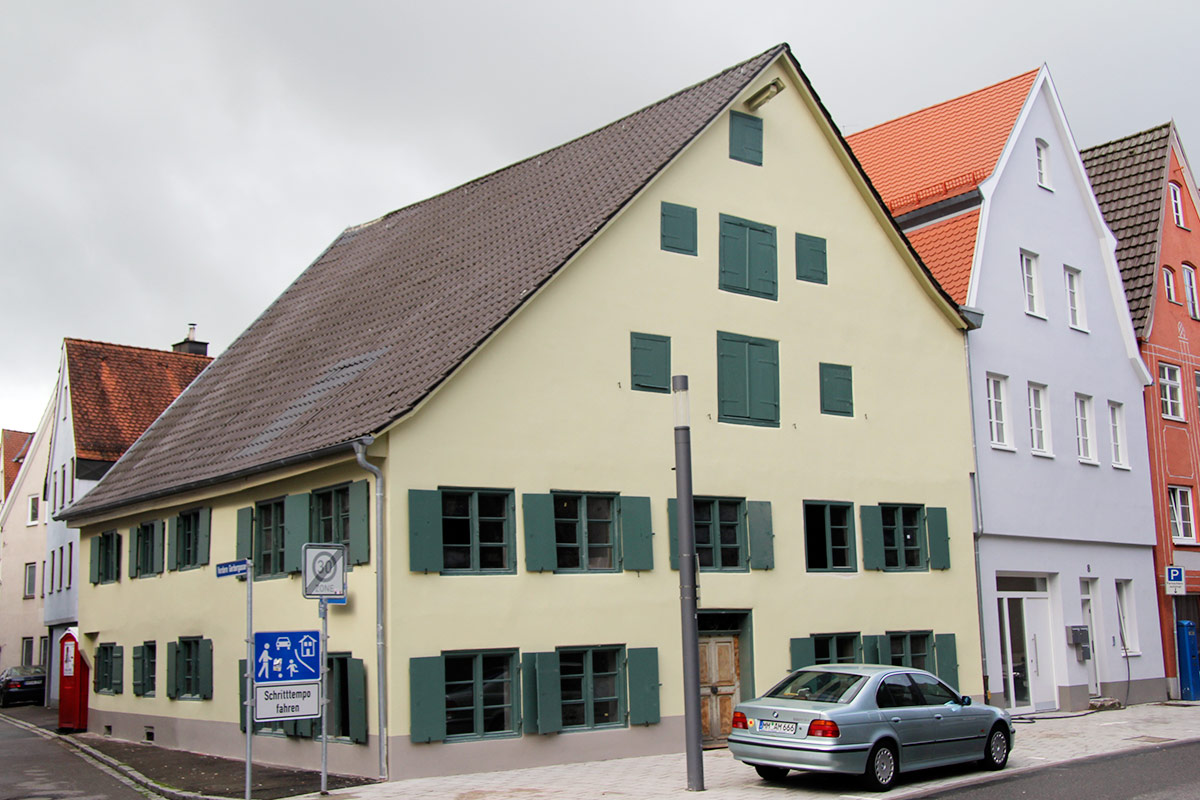 Memmingen, Lindentorstr. 8
