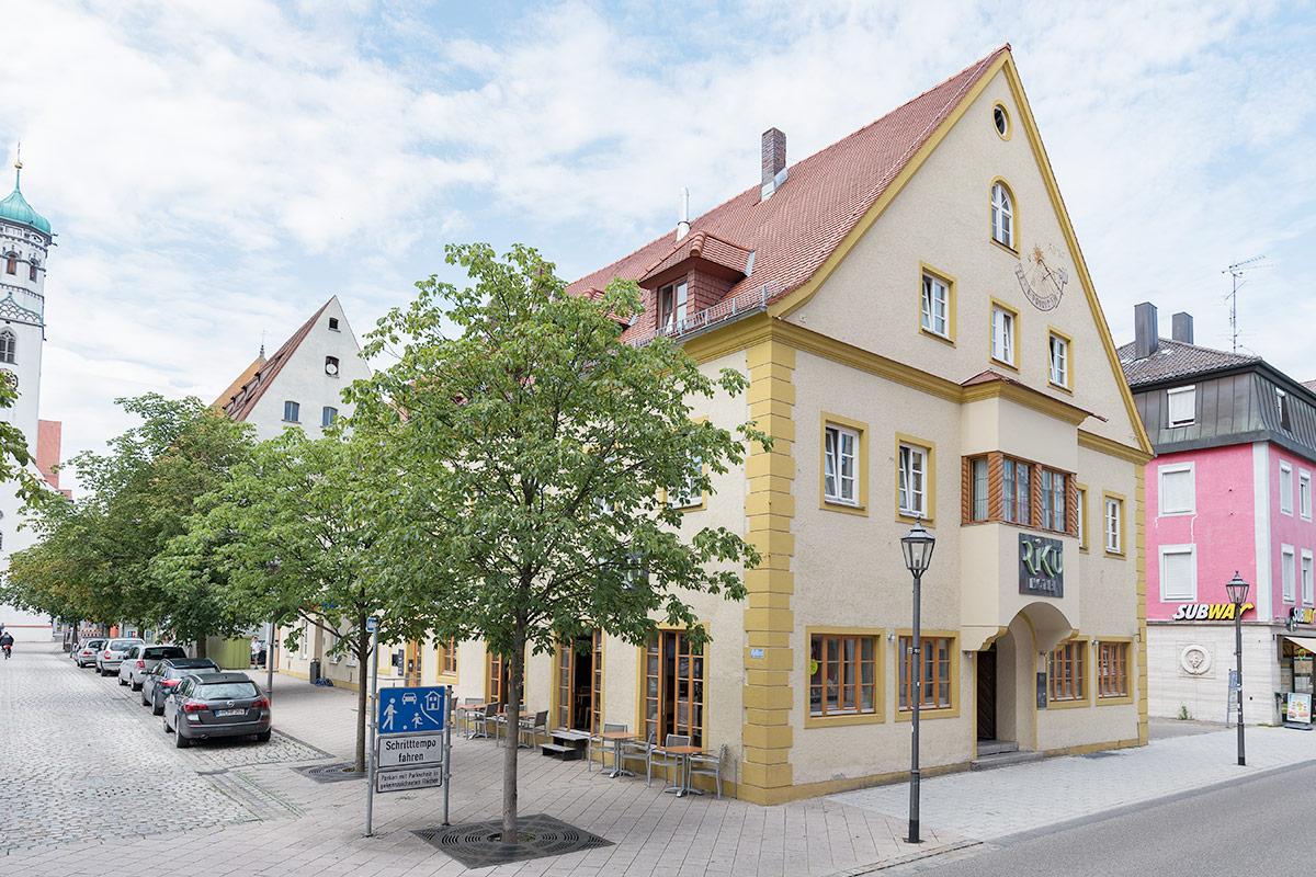 Memmingen, Hallhof 9