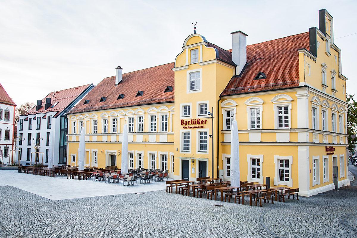 Weißenhorn, Kirchplatz 6